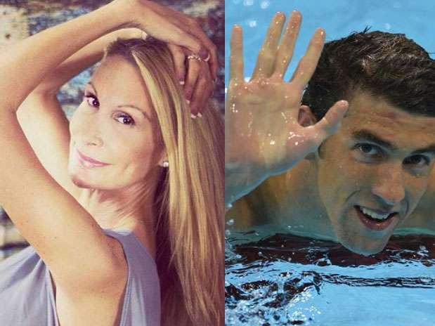 Michael Phelps es la figura de la natación en Estados Unidos Foto: Especial