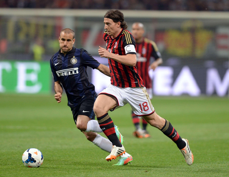 Milan derrotó 1-0 a Inter la última vez que se enfrentaron. Foto: Getty Images