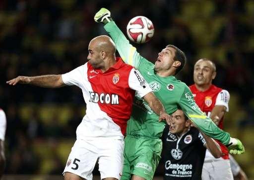 Mónaco - Caen Foto: AFP en español