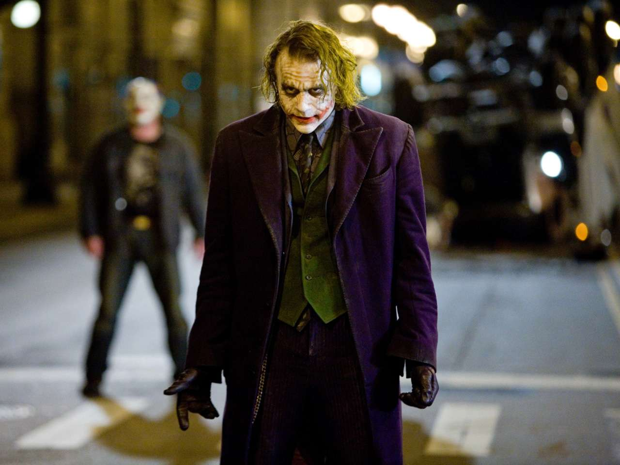 Estrenos póstumos: actores muertos antes de estrenar - Heath Ledger, 'Dark Knight' Foto: Warner Bros. Pictures