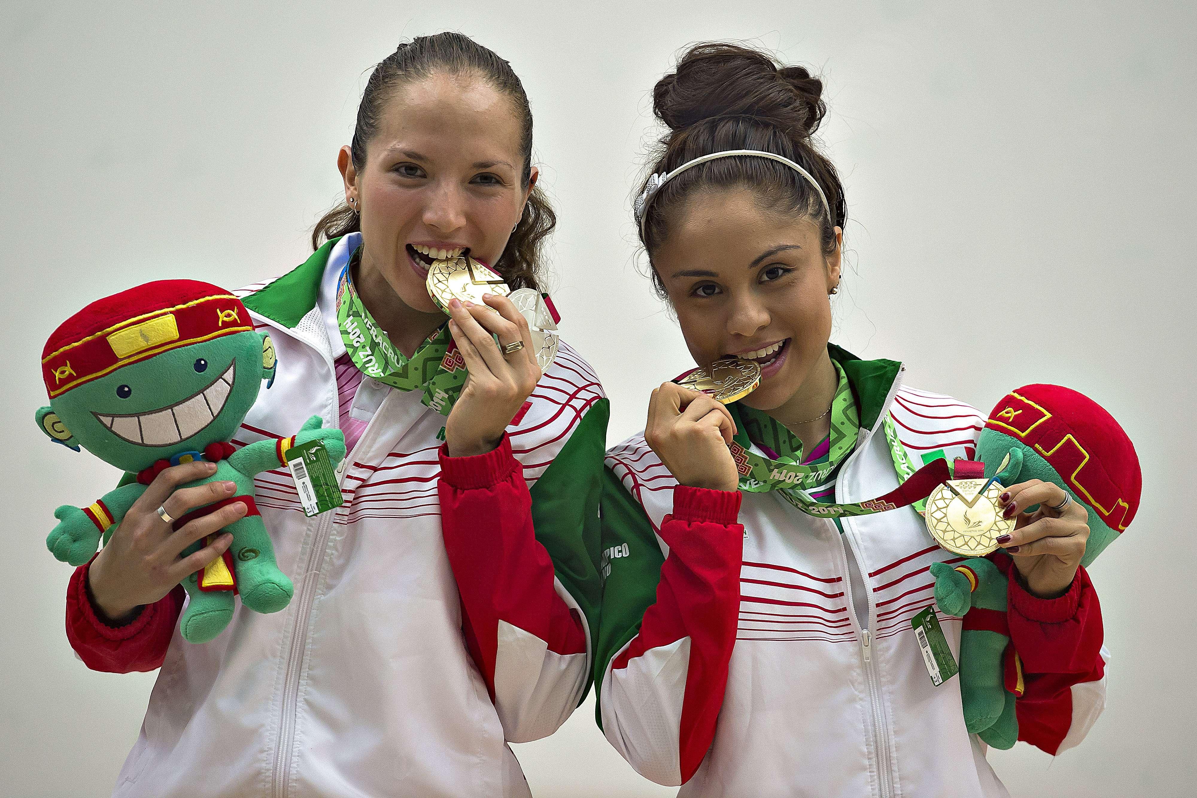 Conoce a las atletas que han puesto la belleza en los recintos deportivos de los Juegos Centroamericanos y del Caribe Veracruz 2014. Foto: Mexsport