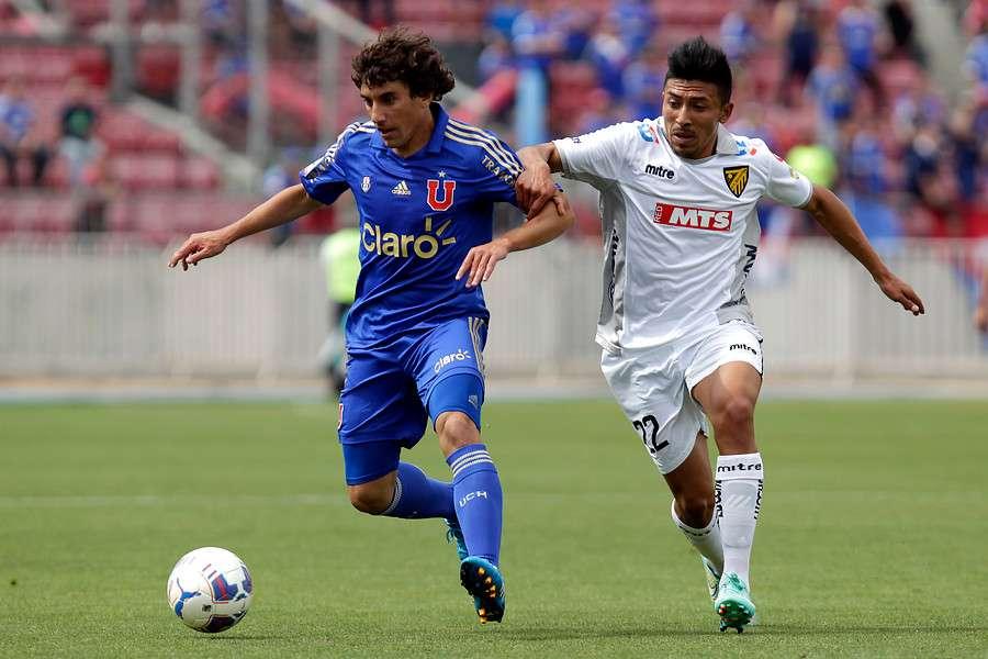 Se juega en el Estadio Nacional. Foto: Agencia UNO