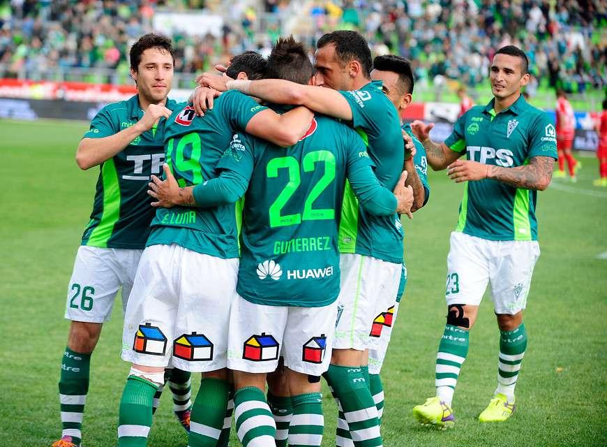 Se juega en Valparaíso. Foto: Agencia UNO