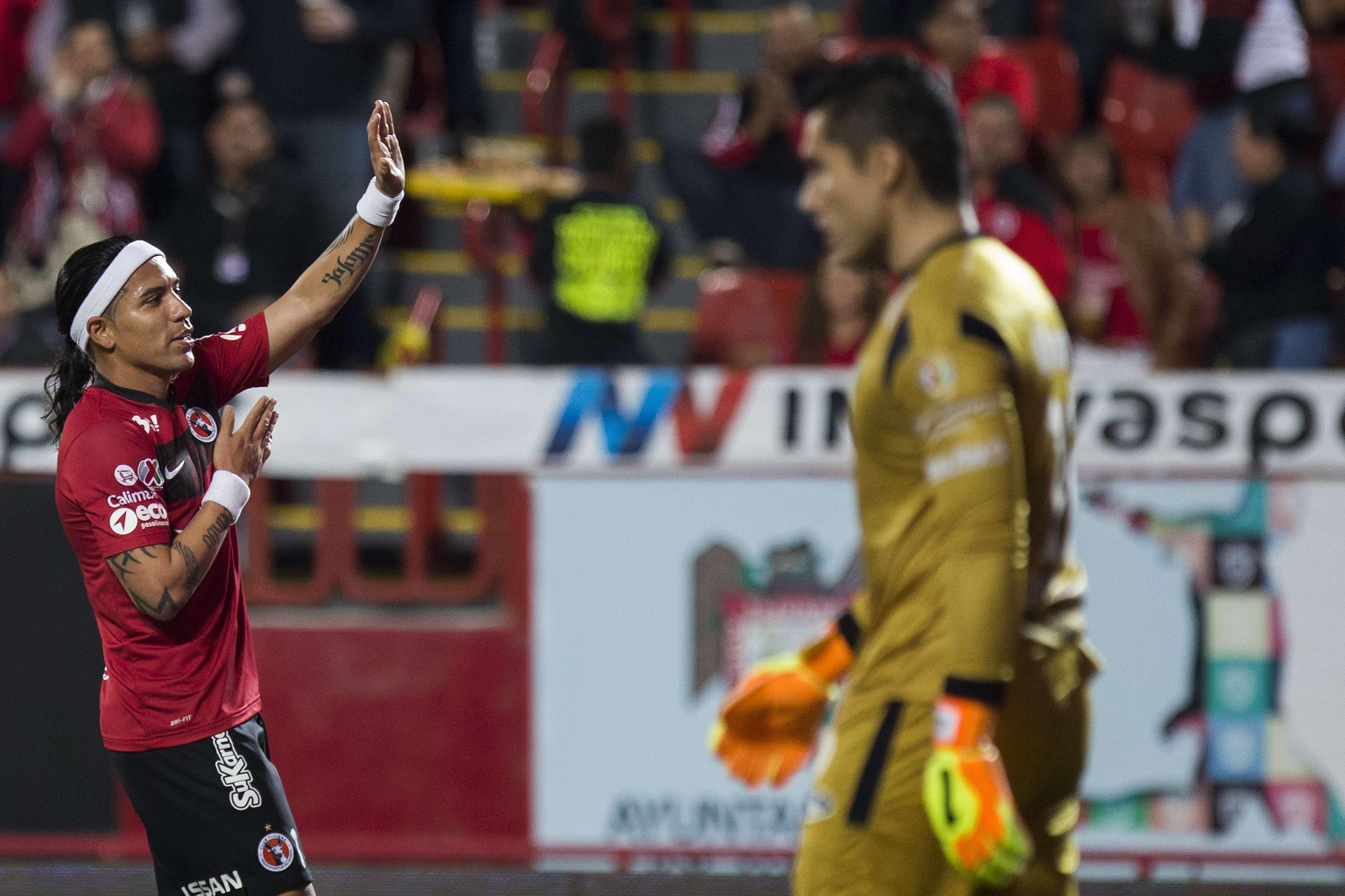 Xolos de Tijuana vencieron 3-2 al León y lo dejaron a un pasito de quedar fuera de la Liguilla del torneo. Foto: Mexsport