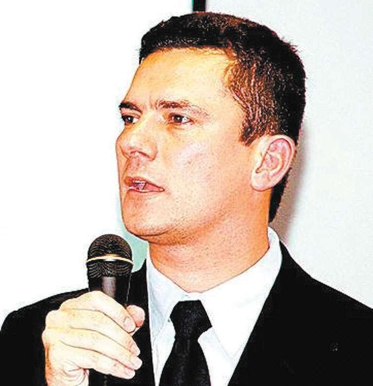 Juiz Federal do Paraná Sérgio Moro Foto: Divulgação