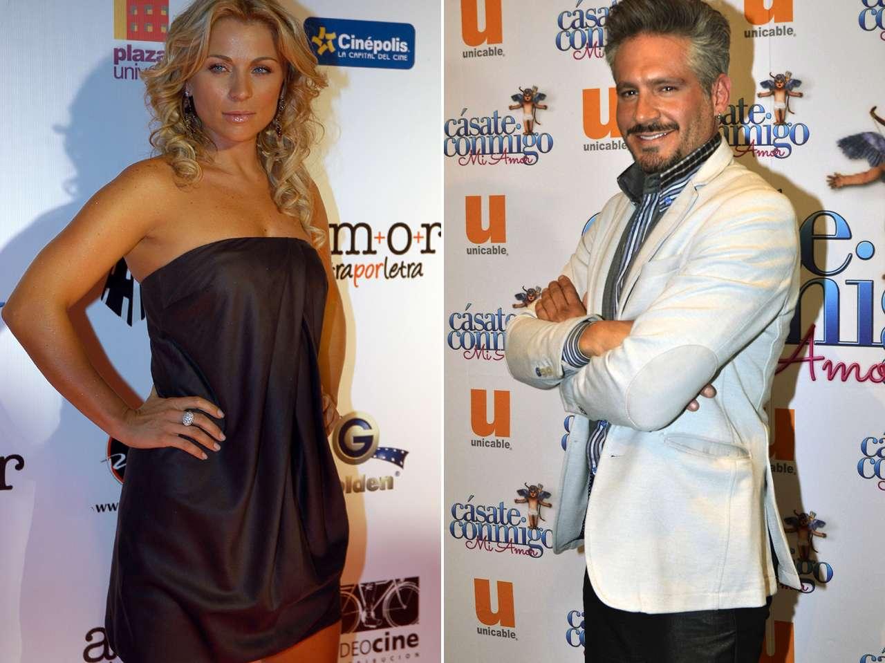 Ludwika Paleta y Arath de la Torre protagonizan 'Rumbos Paralelos'. Foto: Medios y Media