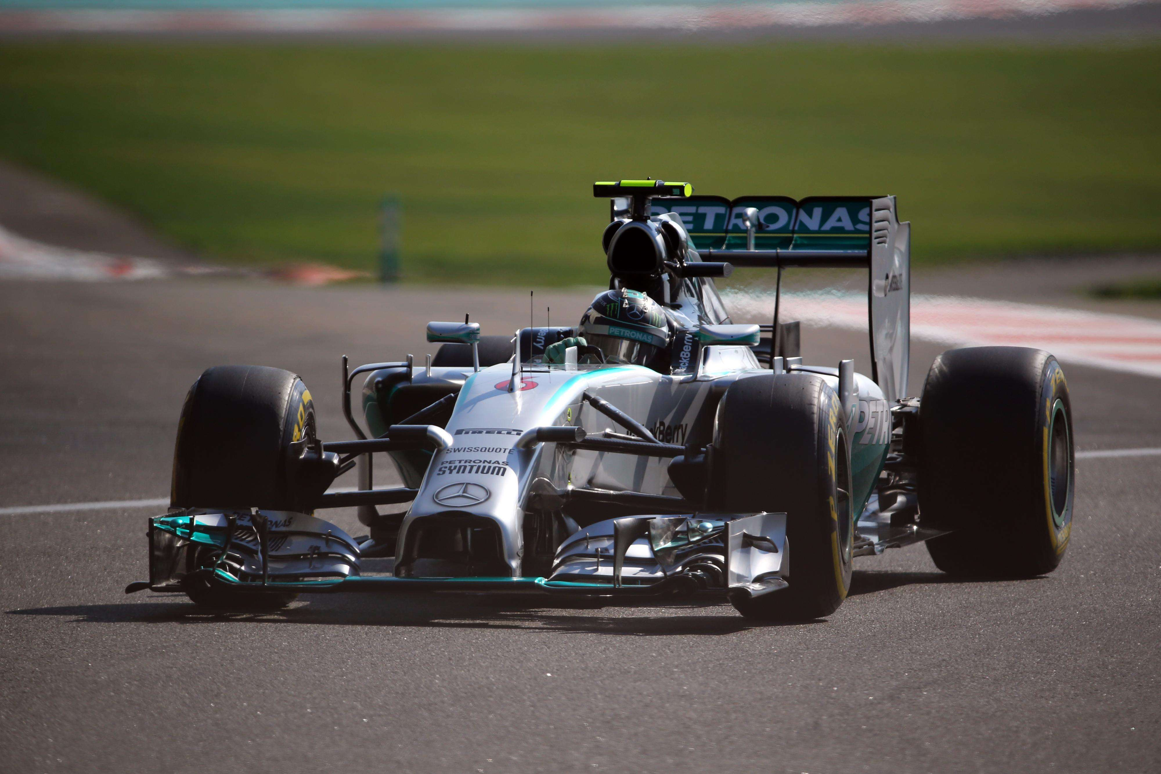 Rosberg reagiu e aumentou a pressão contra Hamilton Foto: Marwan Naamani/Reuters