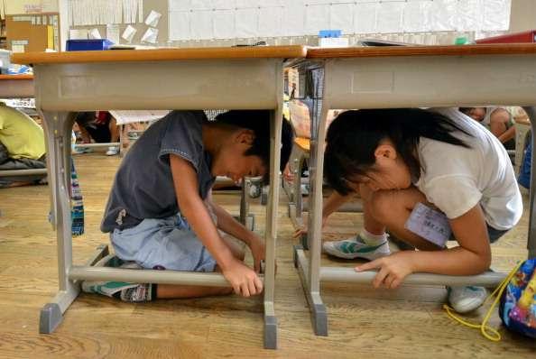 El sismo sacudió con mayor intensidad en la ciudad de Nagano y sus alrededores; la alerta de tsunami no fue activada. Foto: Getty Images
