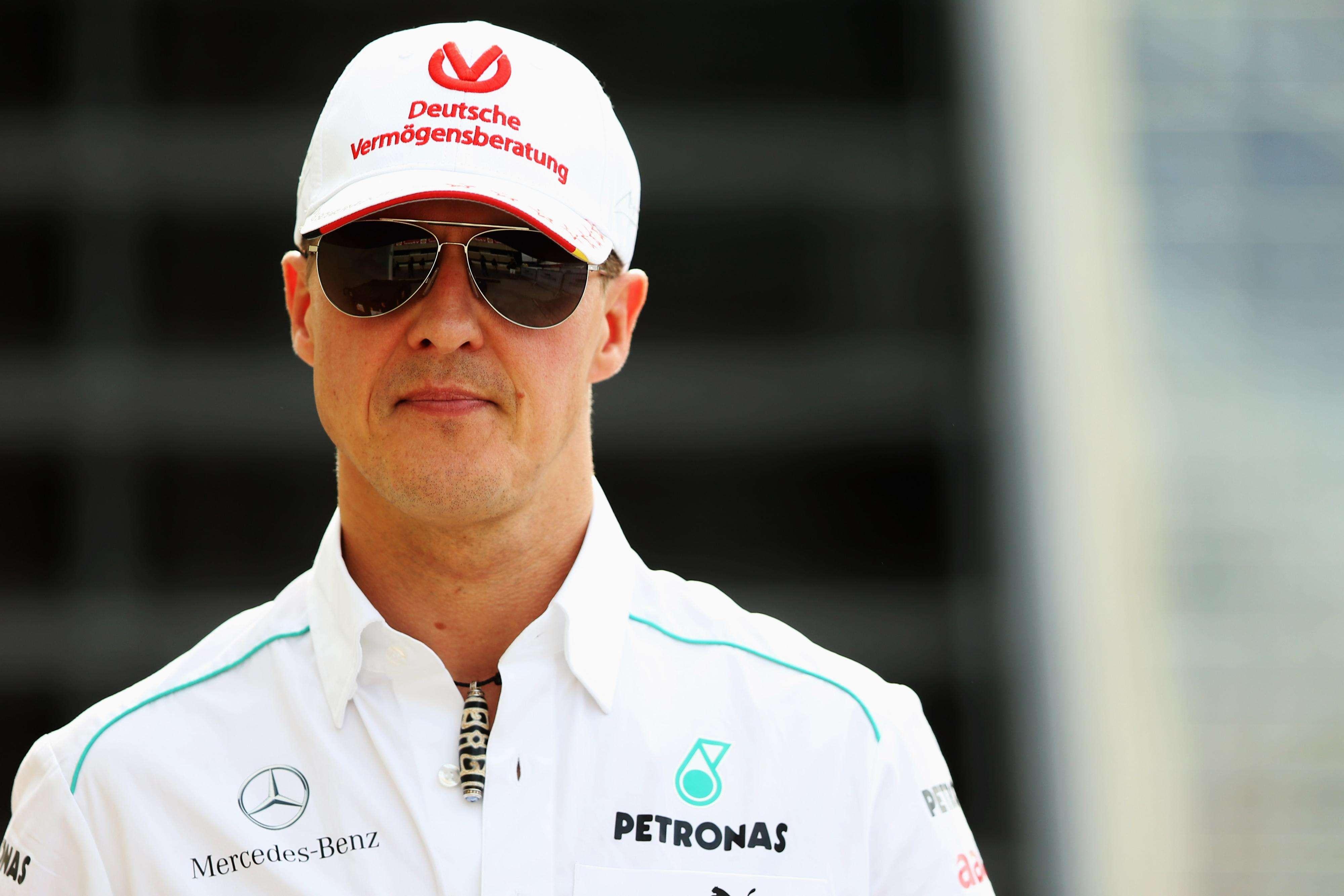 El alemán Michael Schumacher sufrió un accidente en ski que casi le cuesta la vida Foto: Gettyimages