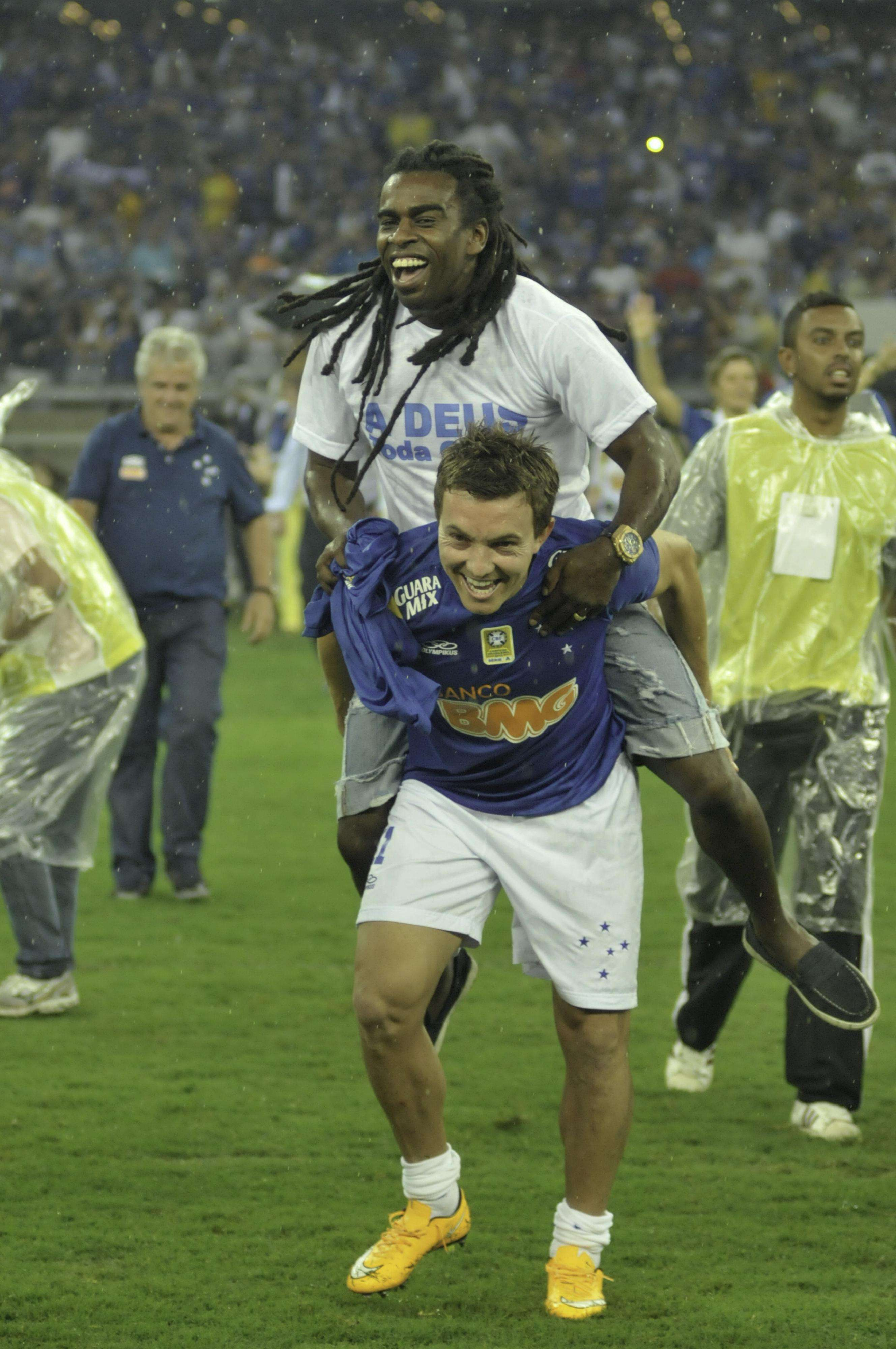 Dagoberto alcançou seu quinto título brasileiro na carreira Foto: Mourão Panda/Gazeta Press