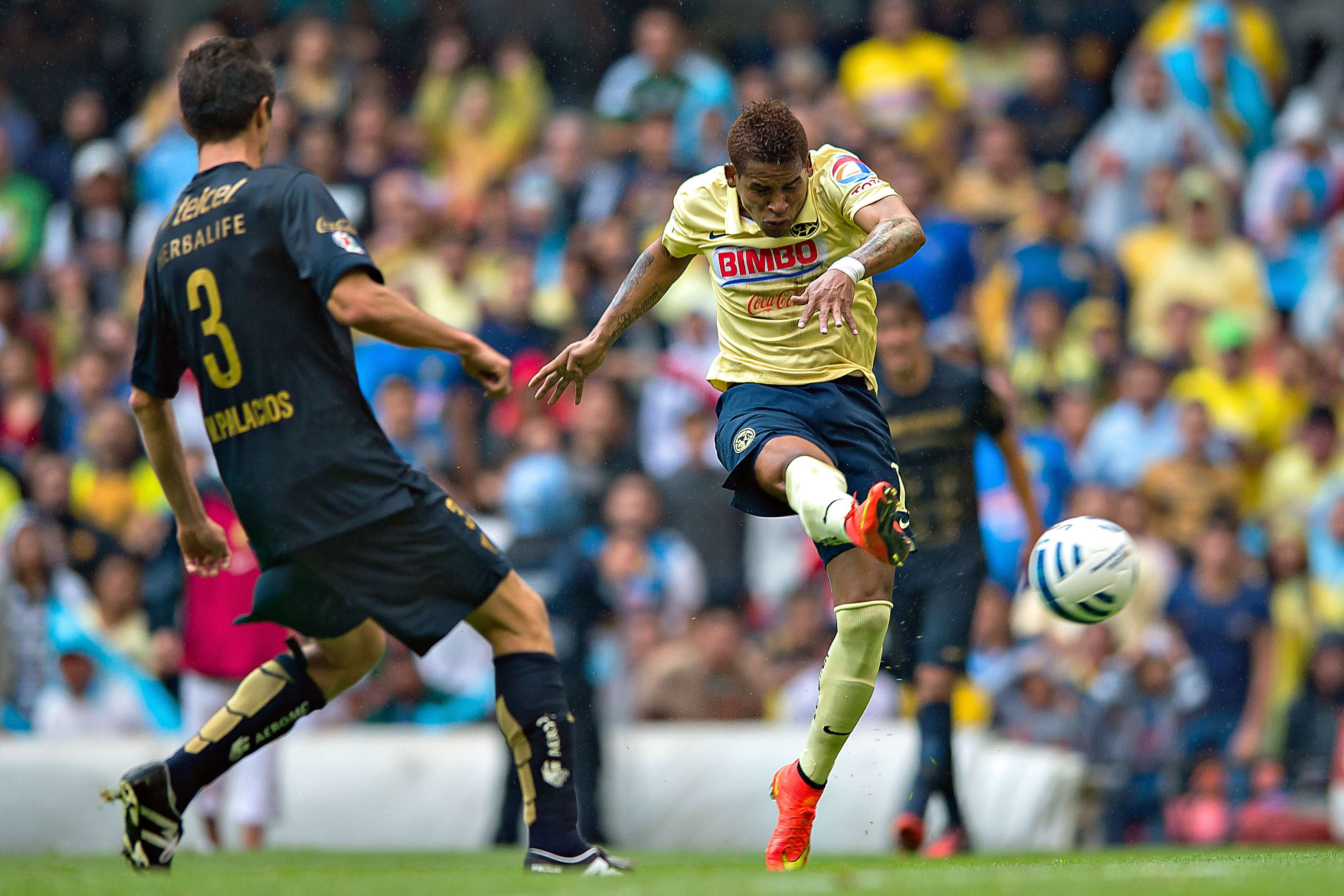 América y Pumas se vuelven a encontrar en una Liguilla Foto: Mexsport