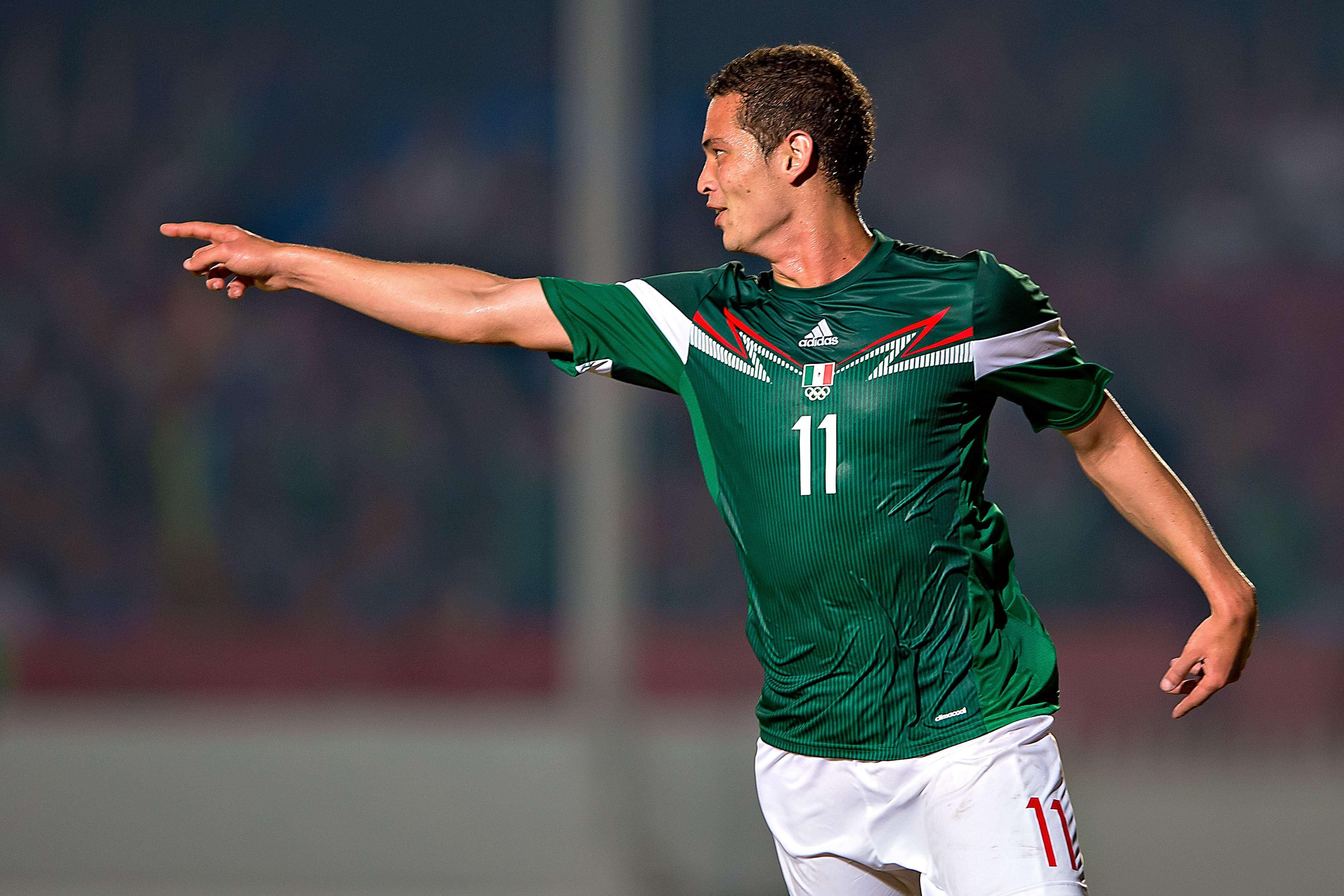 Martín Zúñiga consiguió tres anotaciones. Foto: Mexsport