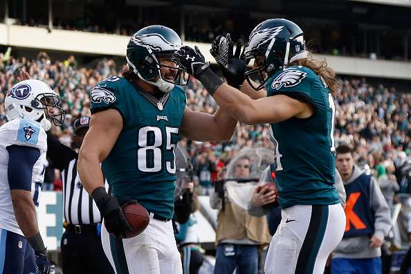 Philly se mantiene en la cima de la NFC Este. Foto: Getty Images