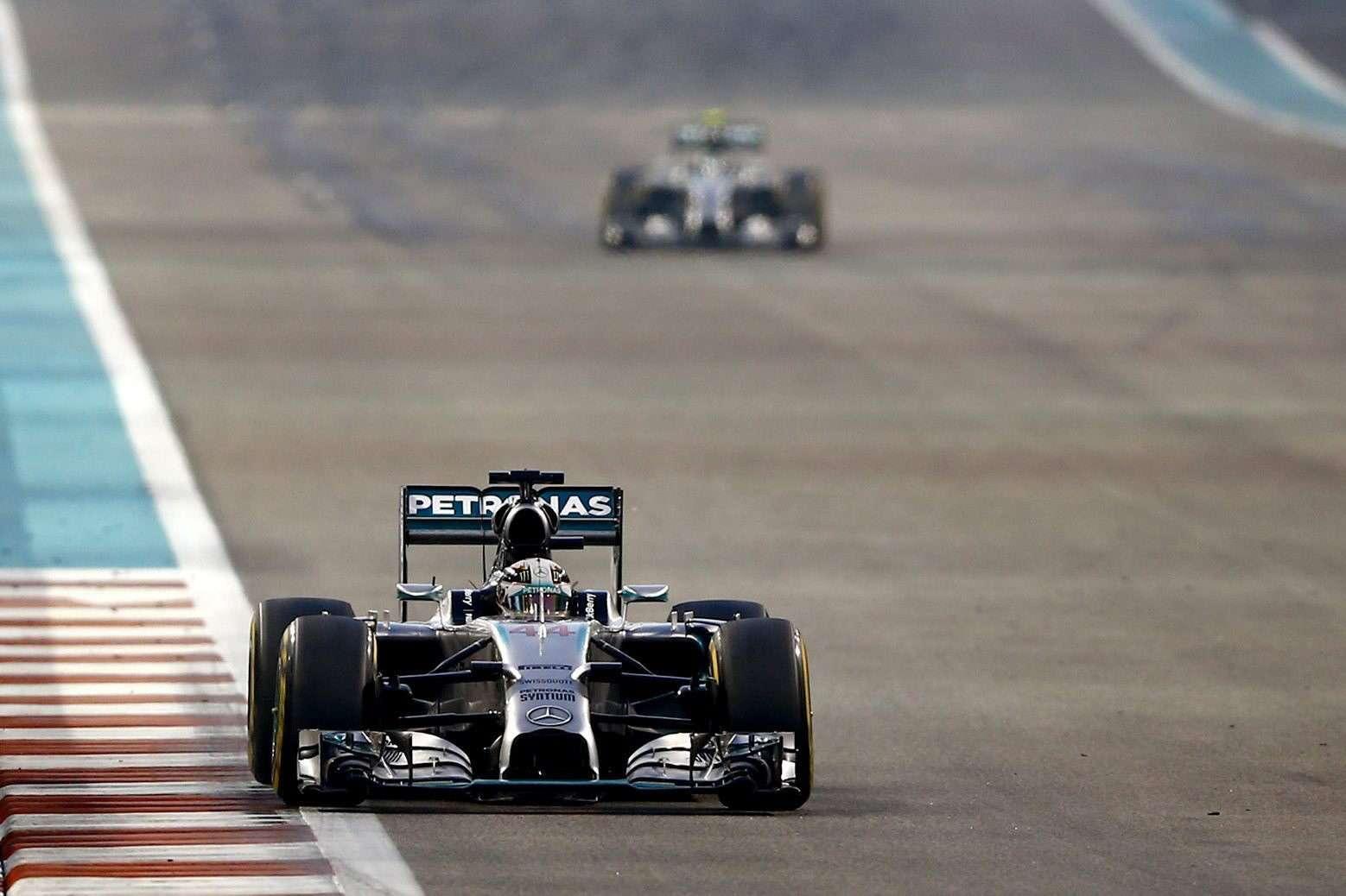 GP de F1 de Abu Dabi. Foto: EFE en español