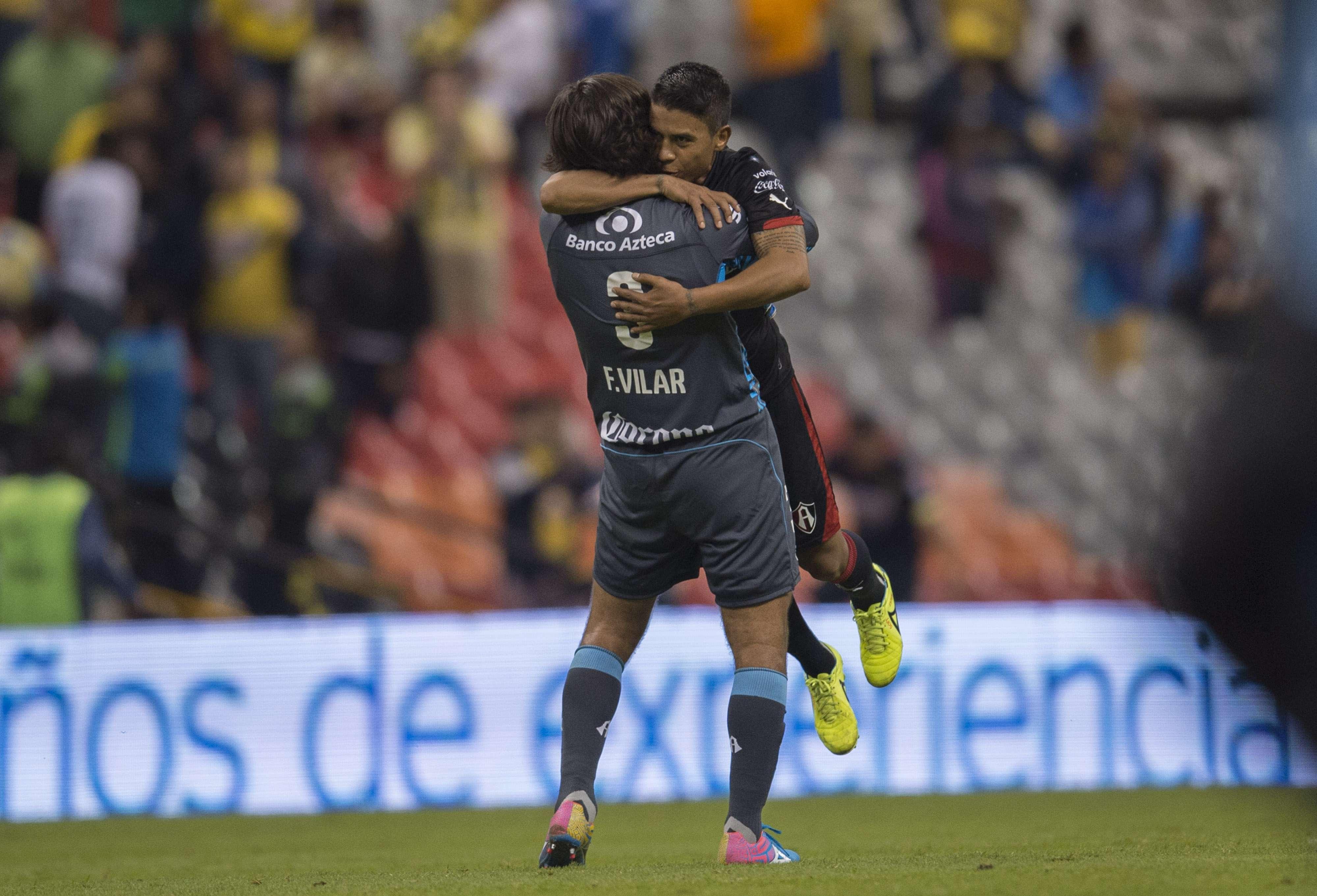 Atlas y Tigres calificaron a la próxima Copa Libertadores de América en el 2015. Foto: Mexsport
