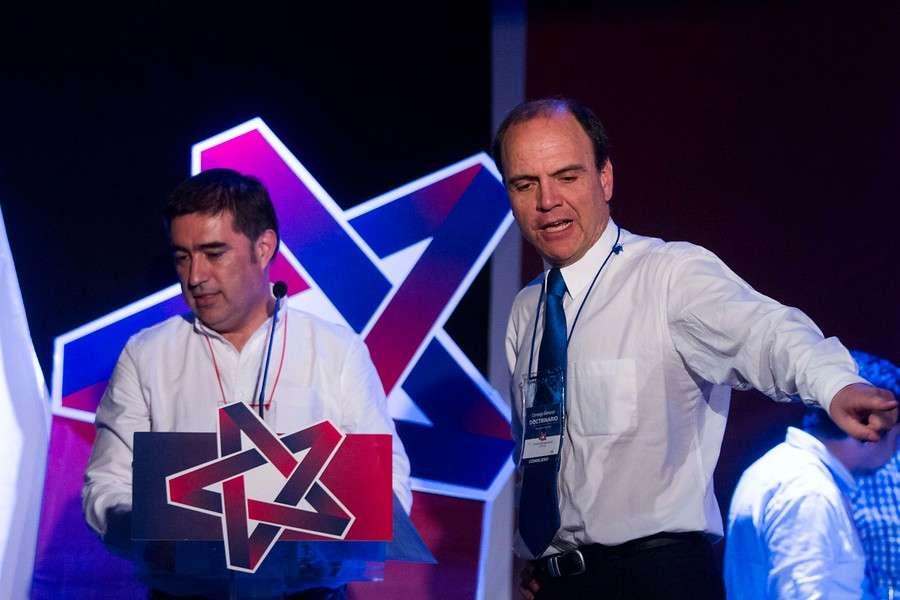 RN celebró su consejo doctrinario en Pucón. Foto: Agencia UNO