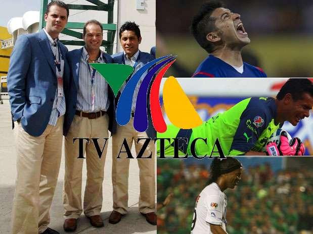 Duro golpe para TV Azteca el no transmitir ni un juego de la Liguilla del Apertura 2014 Foto: Especial