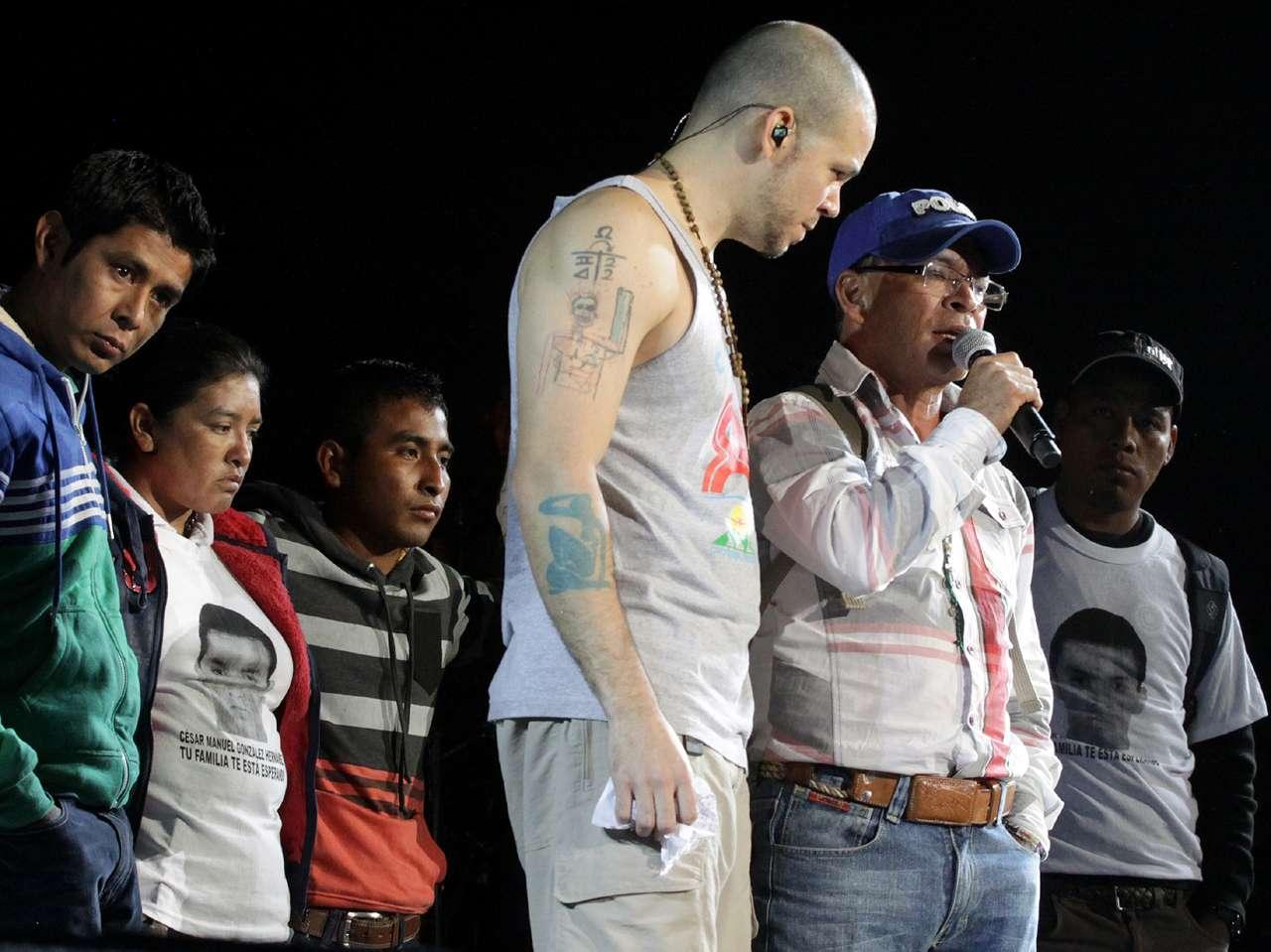 Calle 13. Foto: Medios y Media
