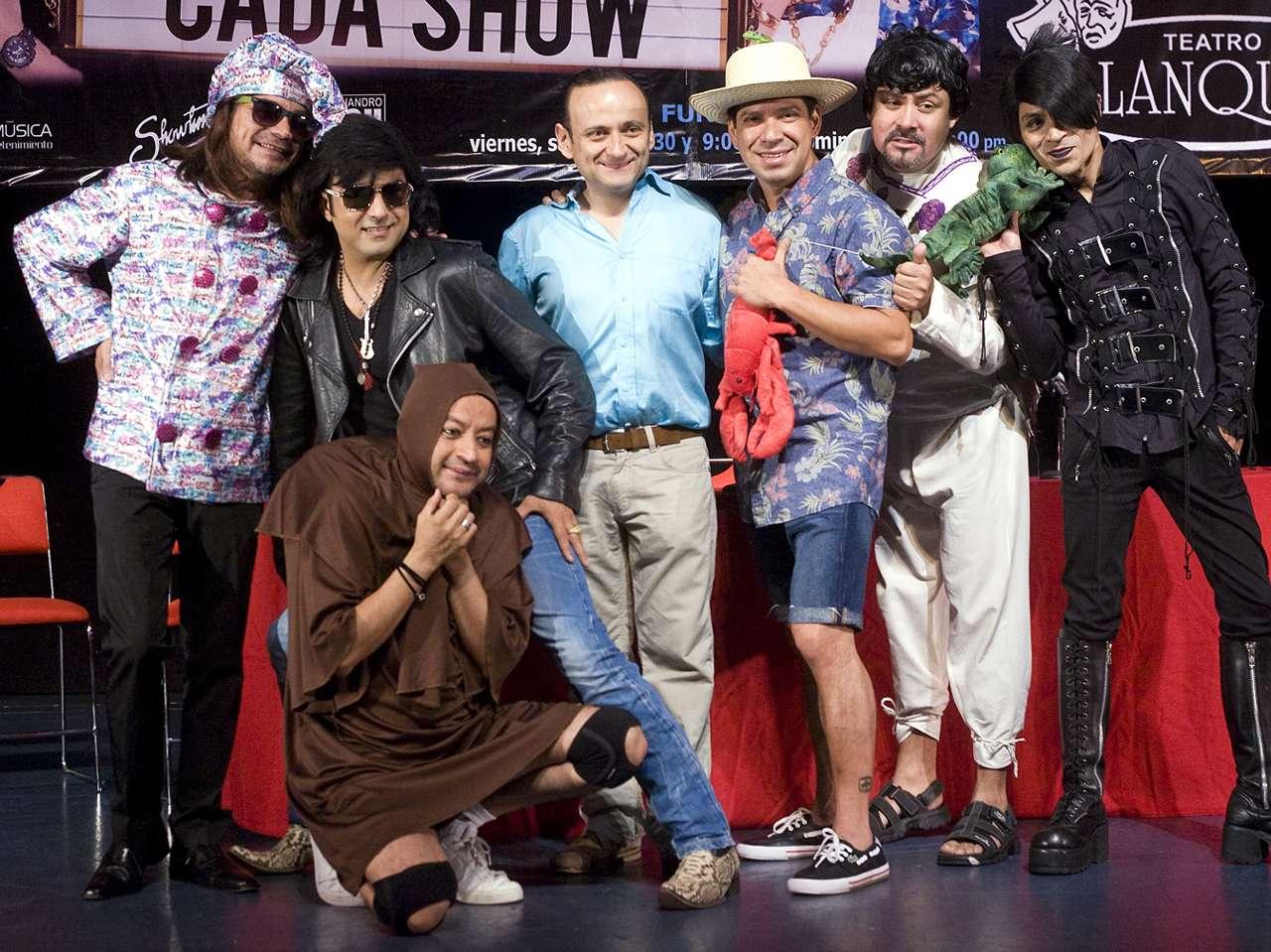 'Lo Mejor de Cada Show'. Foto: Reforma