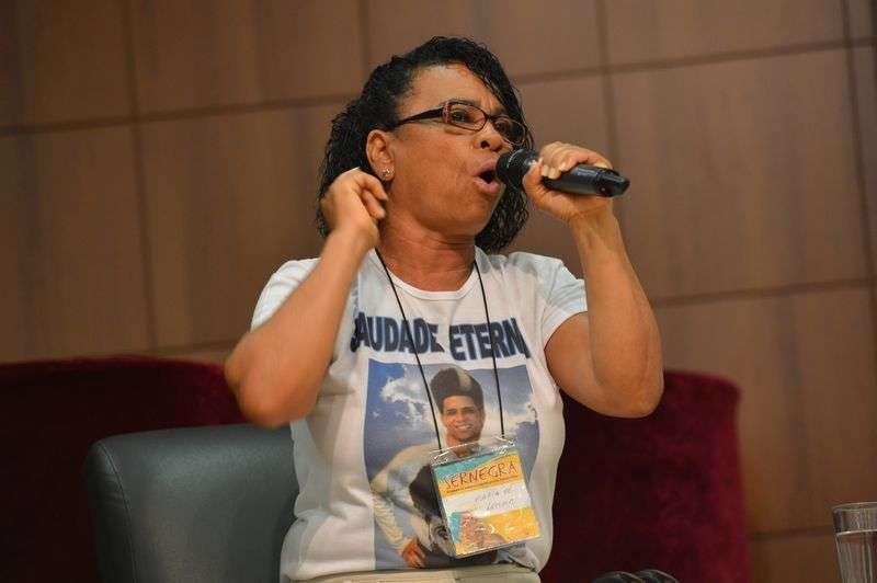 Mãe de dançarino assassinado diz que Regina Casé é uma farsa Foto: Antônio Cruz/Agência Brasil