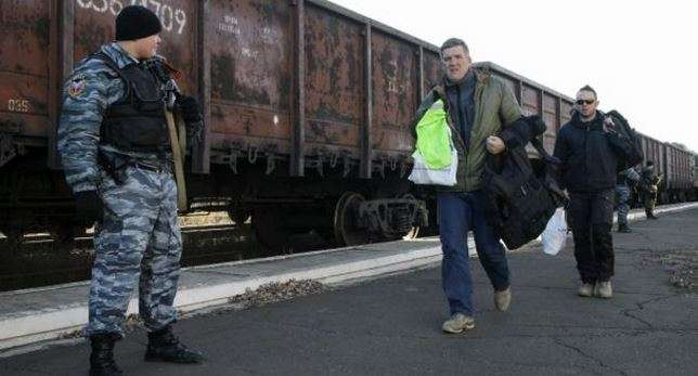 De Karkiv serán llevados a Holanda, para ser examinados. Foto: BBCMundo.com