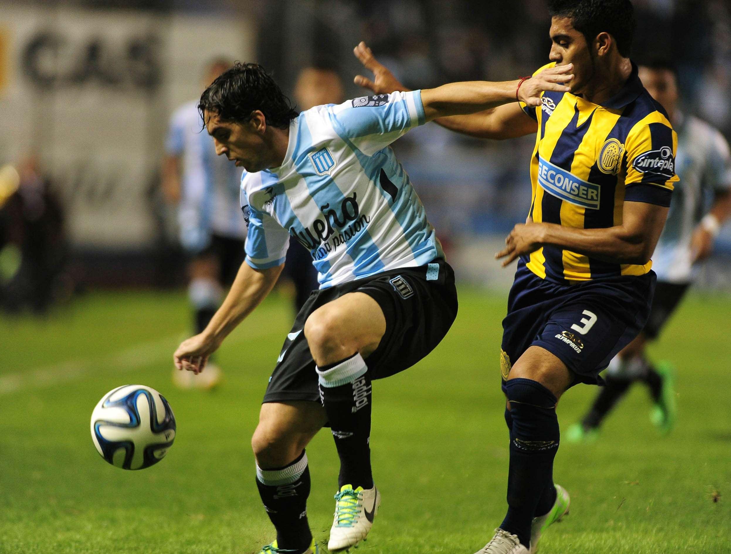 Racing visita a Rosario Central la próxima fecha y puede salir campeón. Foto: NA