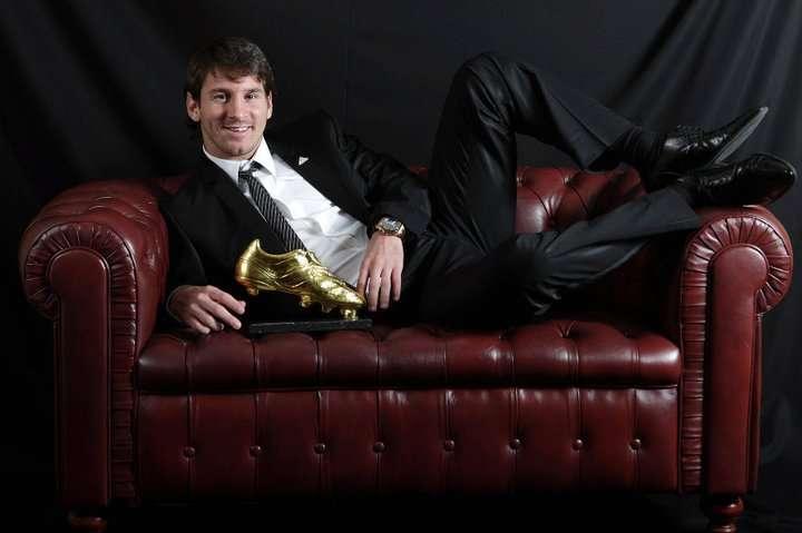 Foto: Facebook Oficial/ Leo Messi
