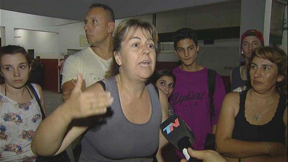 Los padres de nenes que asisten a un jardín de infantes en la localidad bonaerense de Castelar, en el partido de Morón, denunciaron en la Justicia al menos cuatro abusos sexuales a nenas Foto: Captura de TV