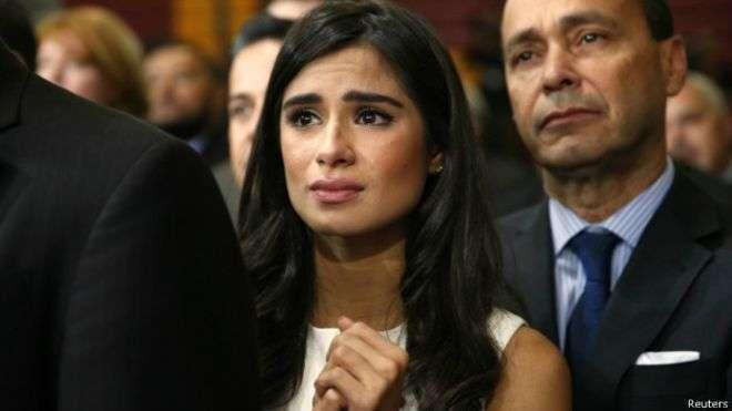 Atriz de OITNB lembra quando a família foi deportada dos EUA Foto: Reuters