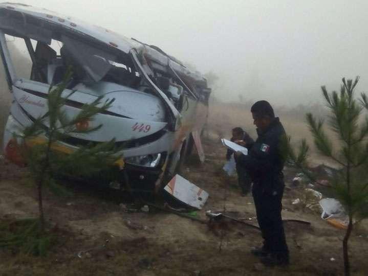 Dos heridos en el incidente fueron reportados en estado de salud grave. Foto: Quadratín México