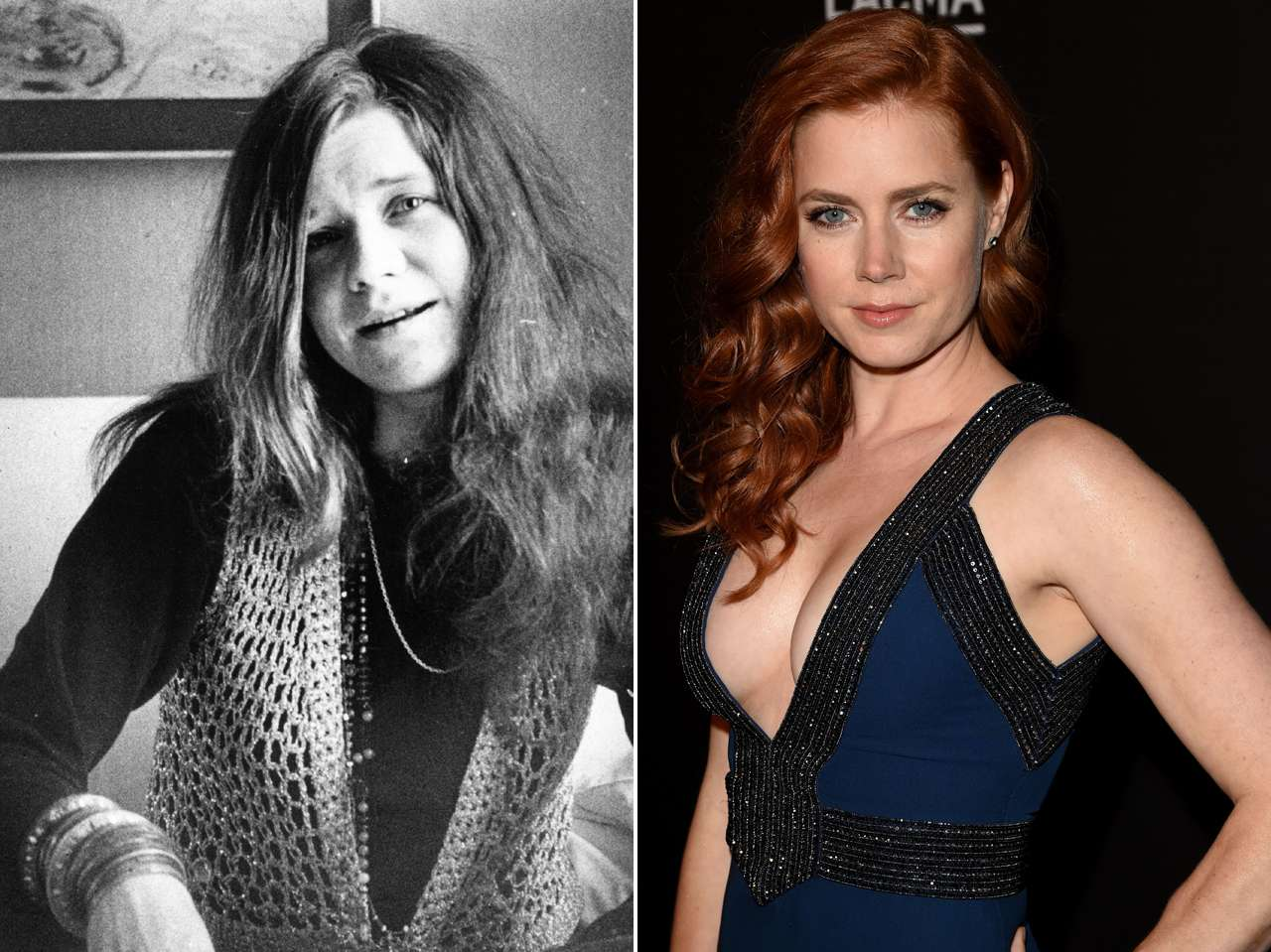 Amy Adams / Janis Joplin Foto: Getty Images