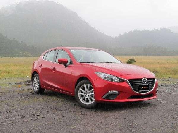 Tuvimos a prueba el Mazda3 2.0 litros 2014, un auto que ya conocíamos, pero quisimos experimentarlo más. Foto: Autos Terra MotorTrend