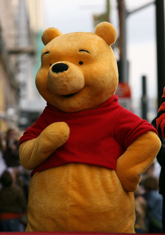 """Ursinho Pooh foi banido em cidade polonesa por """"sexualidade duvidosa"""" Foto: Getty Images"""