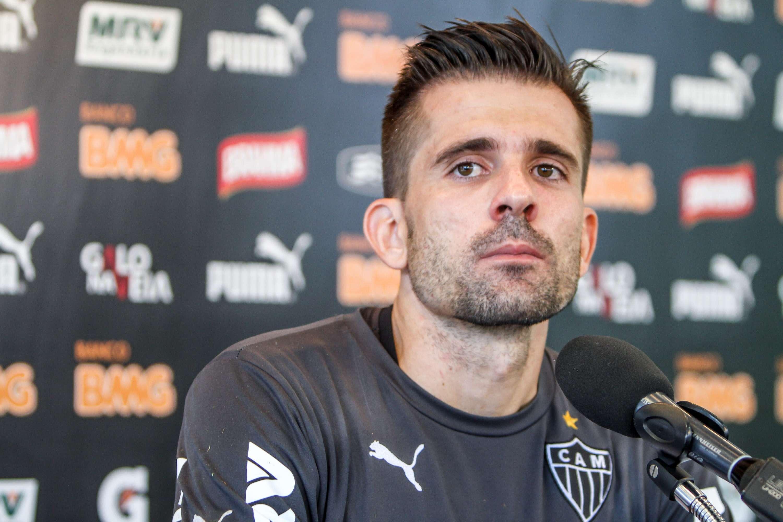 Victor não sofre diferença grande de gols desde 2013 Foto: Bruno Cantini/Divulgação