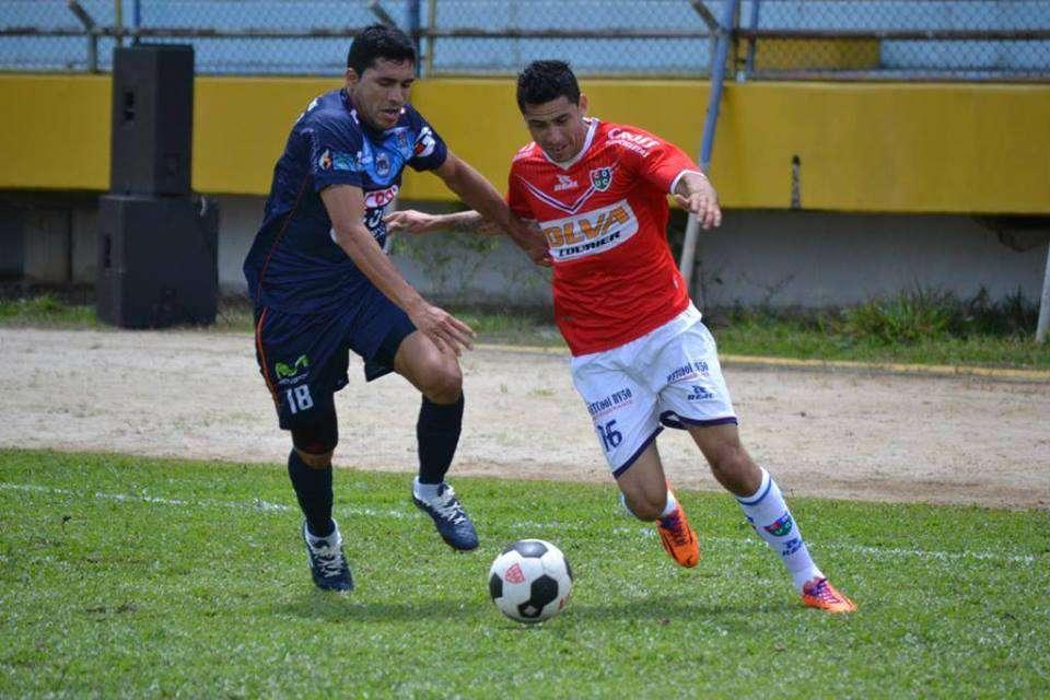 Mario Velarde llegó este año a Unión Comercio y se ha ganado un puesto en la selección peruana. Foto: Facebook Unión Comercio