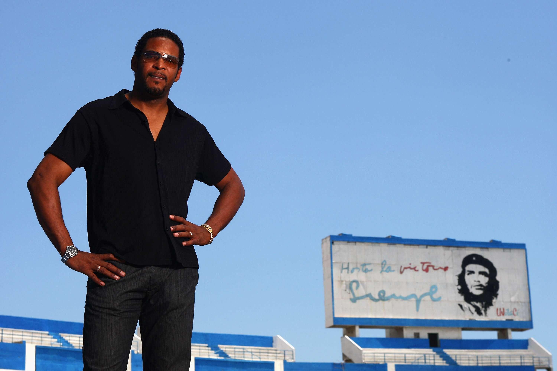 La leyenda del atletismo acompaña a la delegación cubana que participa en los Juegos Centroamericanos y Del Caribe en Veracruz. Foto: Getty Images