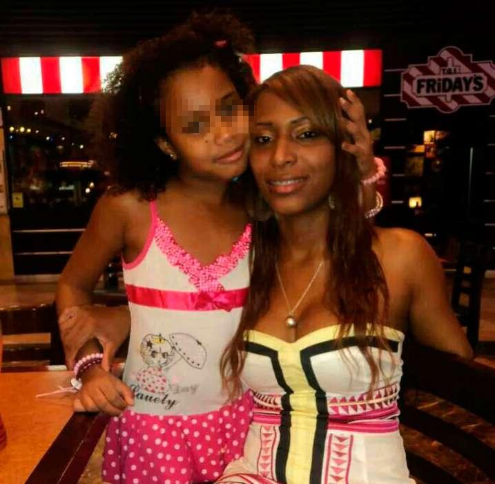 Adolfina y su hija, desaparecidas desde junio. Foto: lanaciondominicana.com