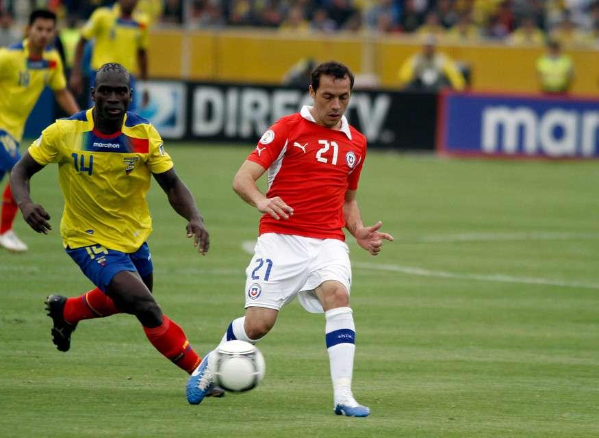 Chile está en el Grupo A con Ecuador, México y Bolivia. Foto: Agencia UNO