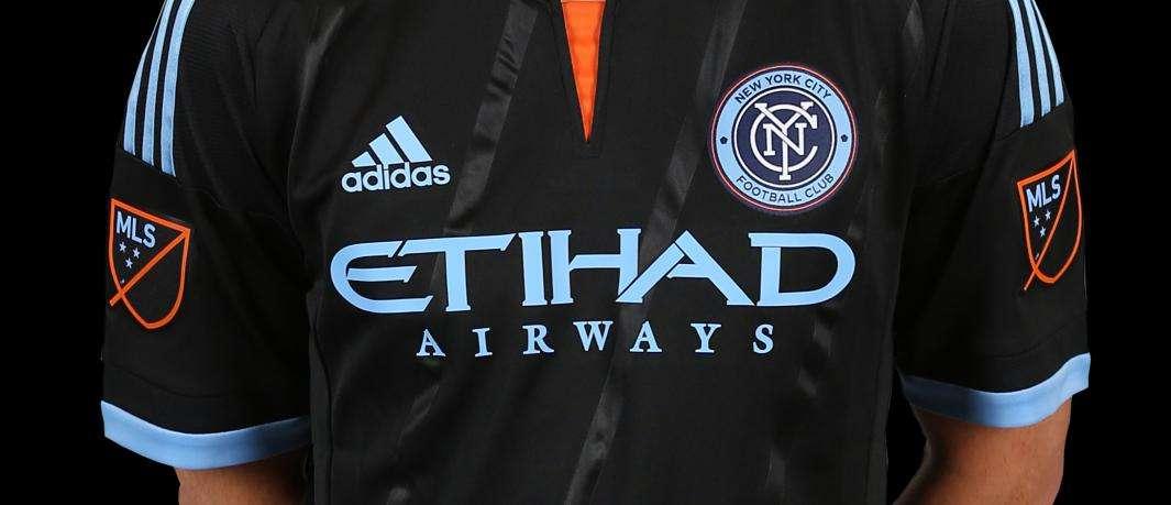 Segunda equipación del New York City FC Foto: NYCFC