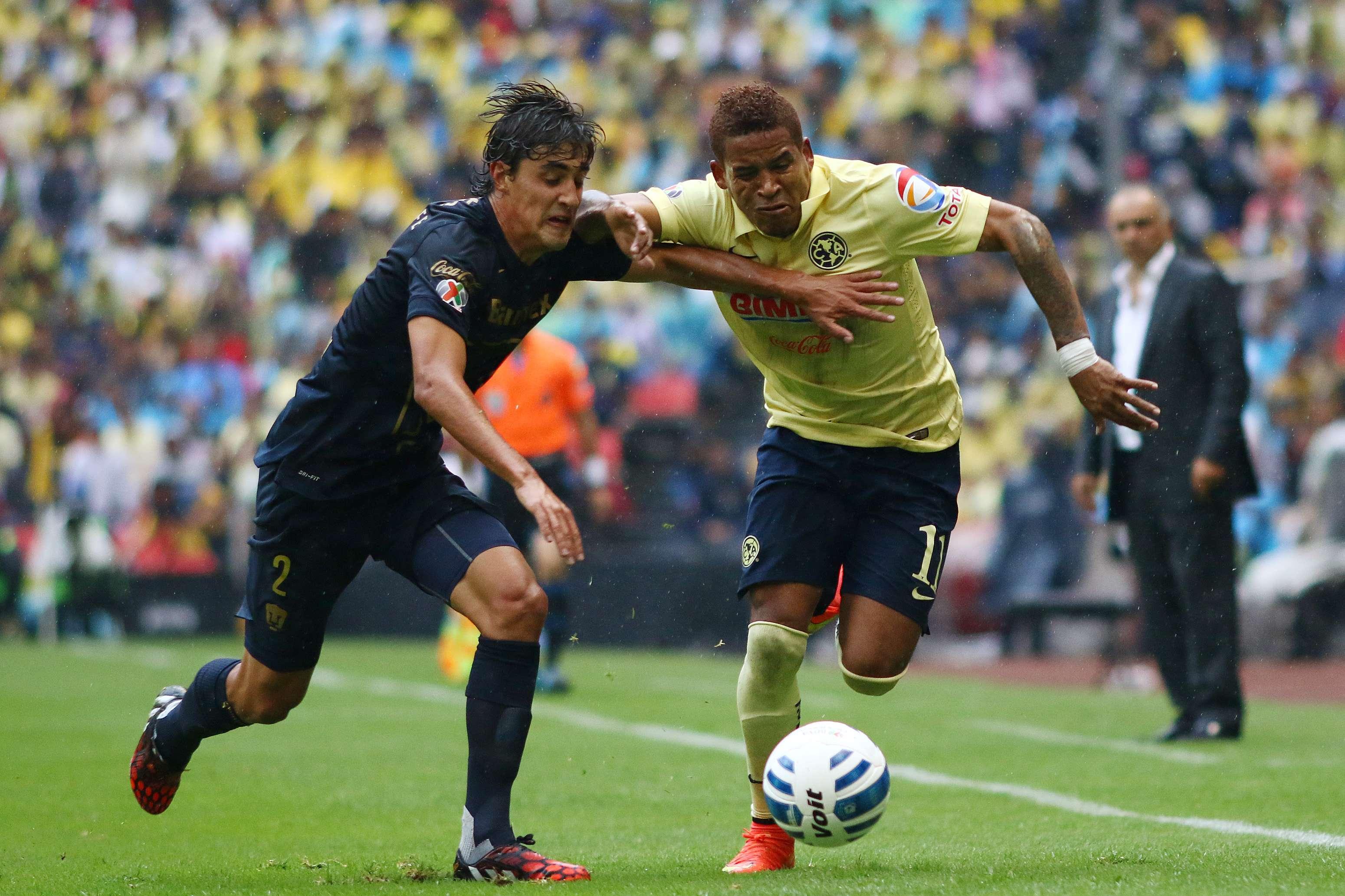 Pumas vs. América Foto: Imago7