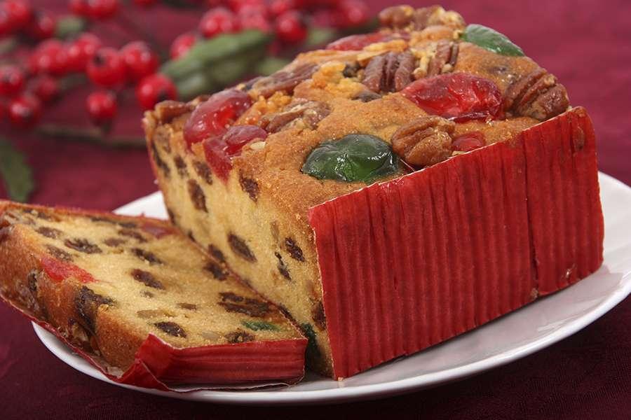 El fruit cake debe prepararse con un mes de antelación, requiere envinarse cada semana. Foto: iStock
