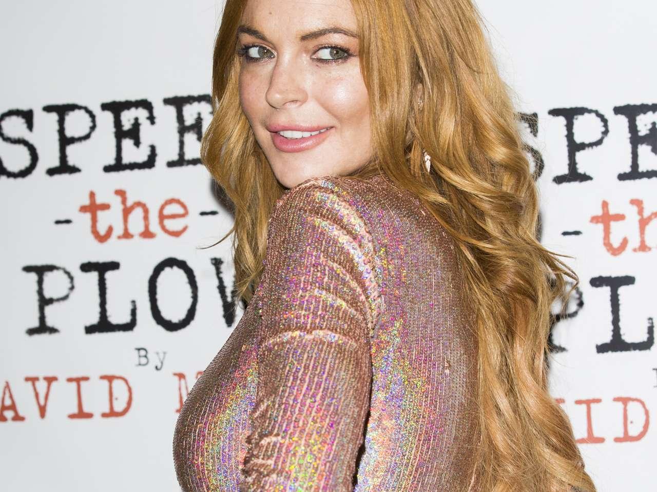 Ni Lindsay Lohan ni su hermano fueron requeridos en la celebración de Michael. Foto: Getty Images