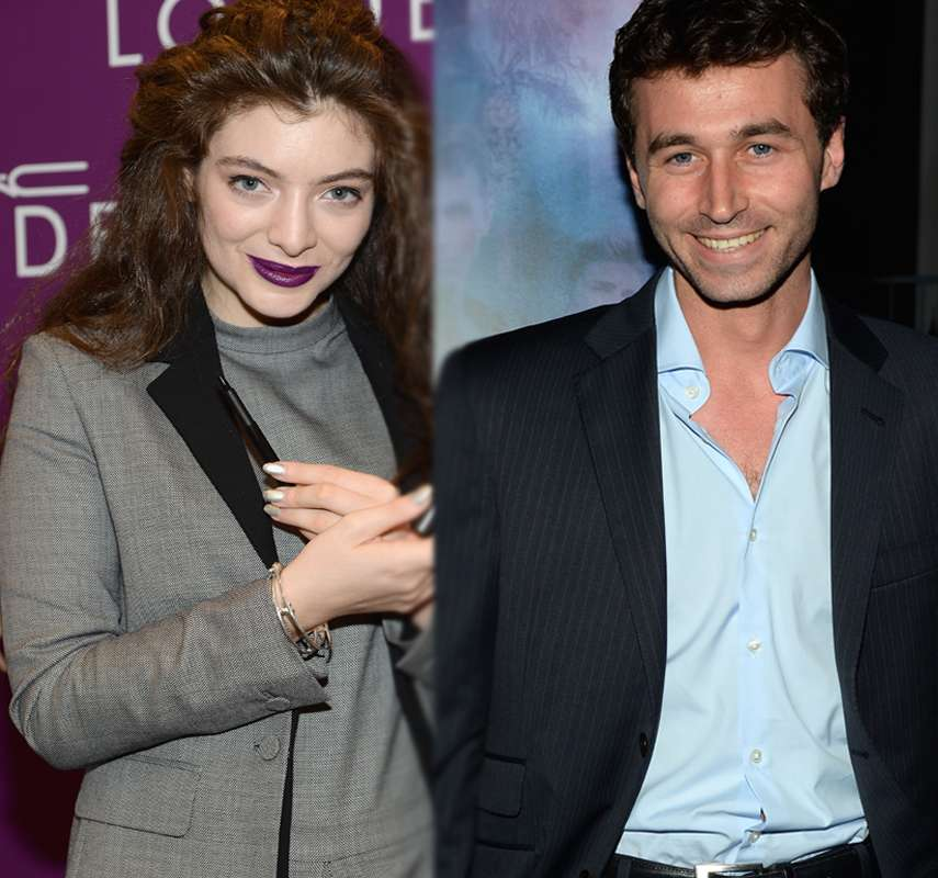 ¿Romance a la vista entre Lorde y James Deen o sólo una simple amistad? Foto: Getty Images
