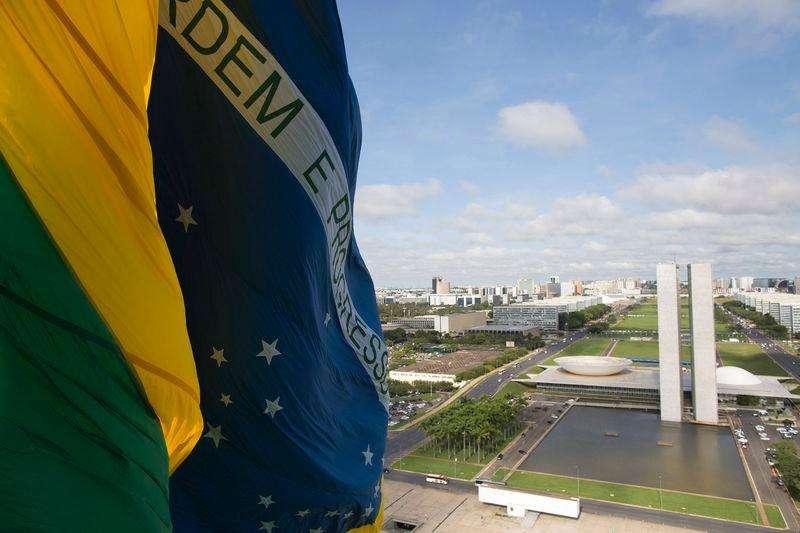 Senador Renan Calheiros preside sessão do Congresso Nacional em Brasília. 20/08/2013 Foto: Ueslei Marcelino/Reuters