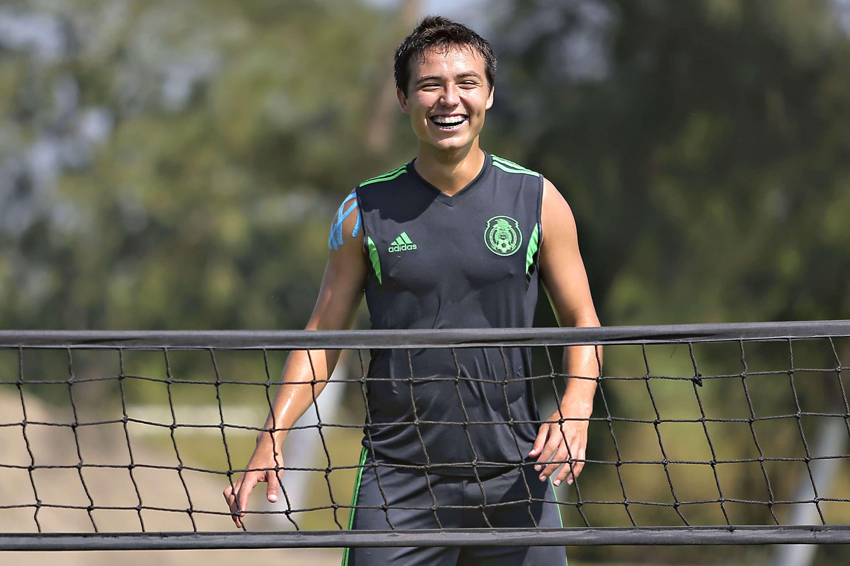 Erick Torres es la figura de México. Foto: Imago7