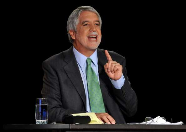 Enrique Peñalosa Foto: Getty Images