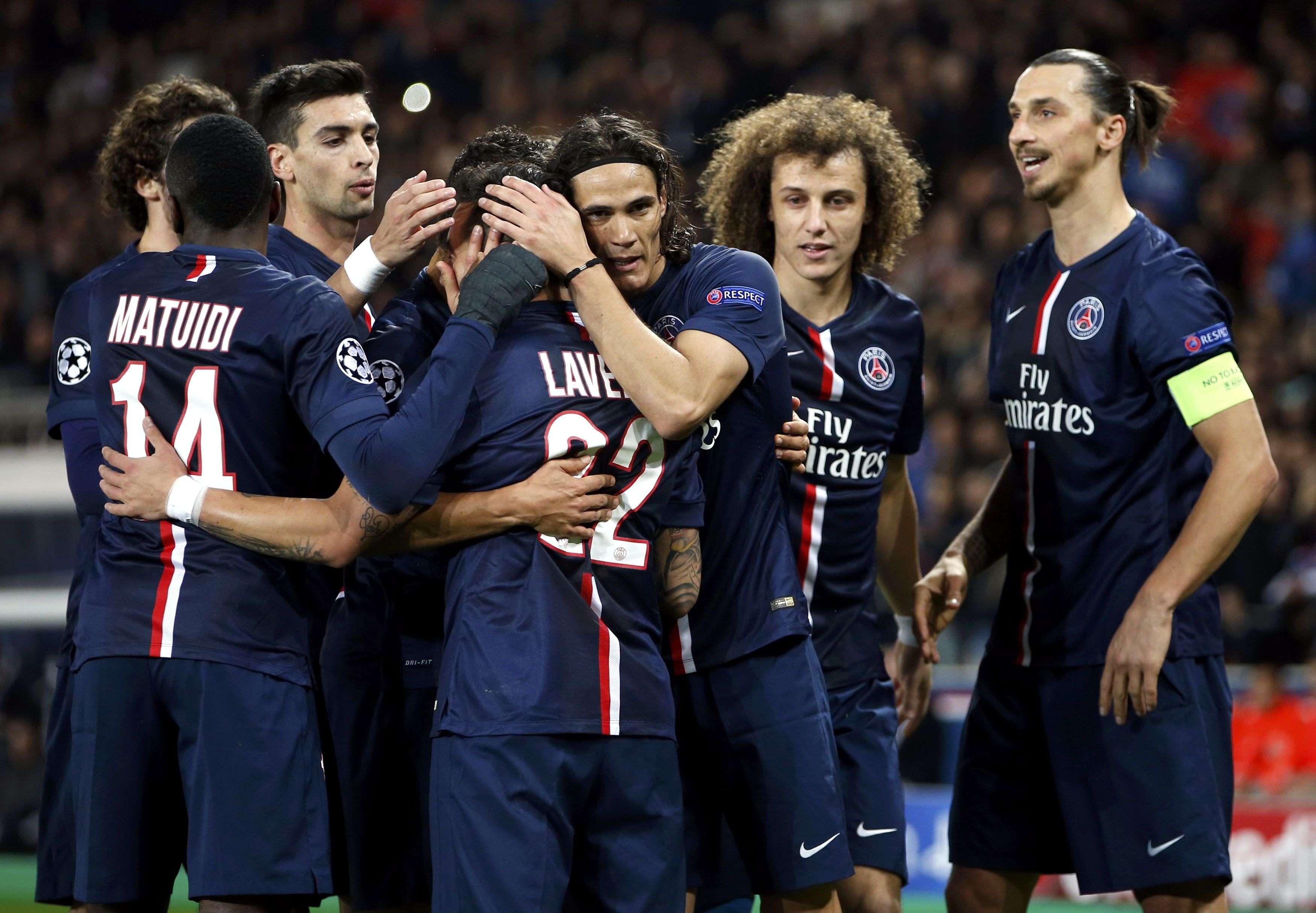 PSG só precisa de um empate contra Barcelona na última rodada para garantir liderança Foto: Charles Platiau/Reuters