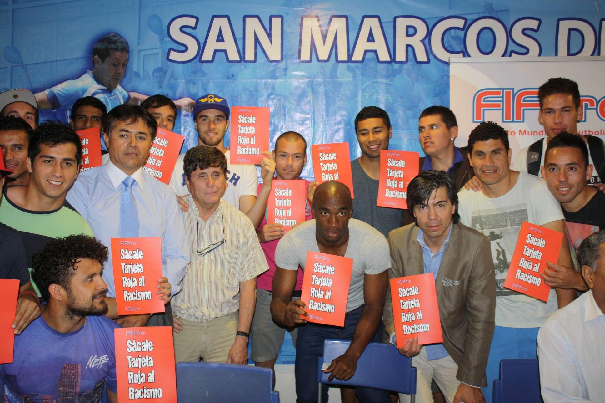El Sifup apoyó a Emilio Rentería. Foto: Sifup