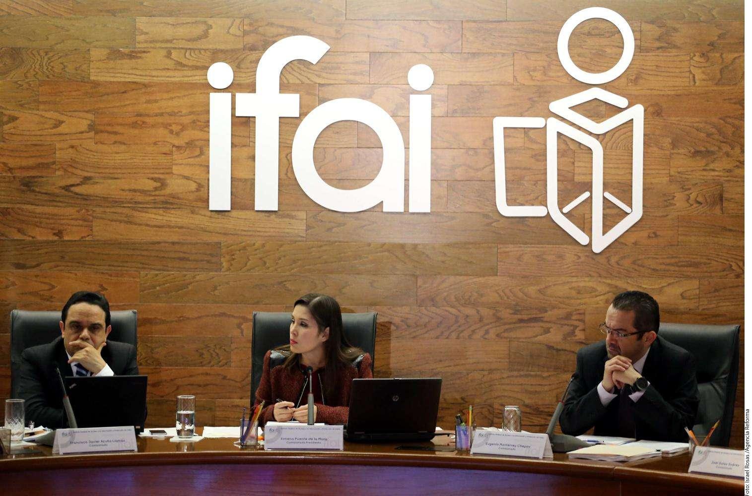 IFAI Foto: Agencia Reforma