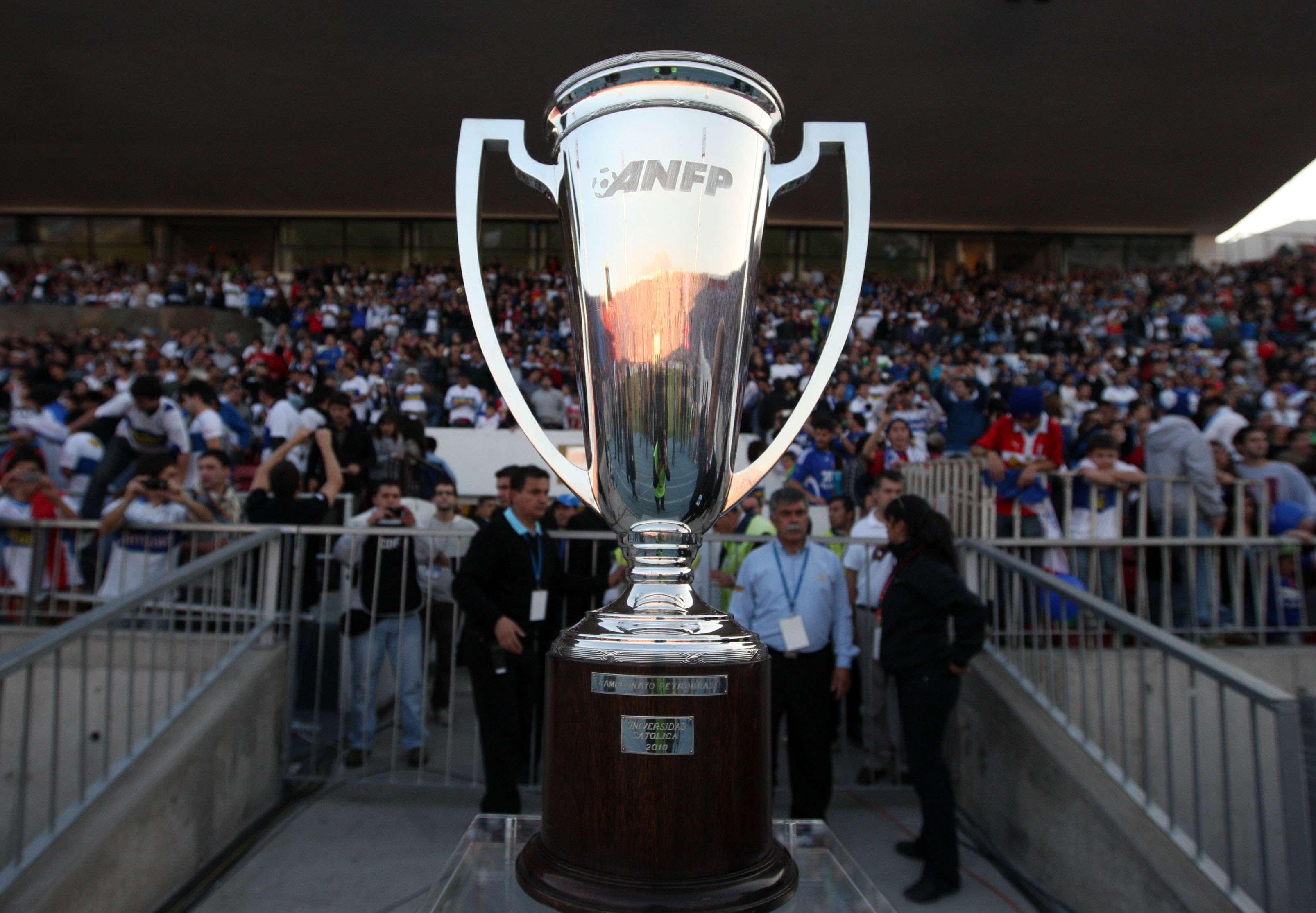 Se definió el Chile 2 para Copa Libertadores 2015. Foto: Archivo Terra